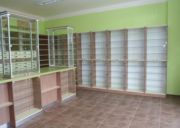 obchod -  lékárna