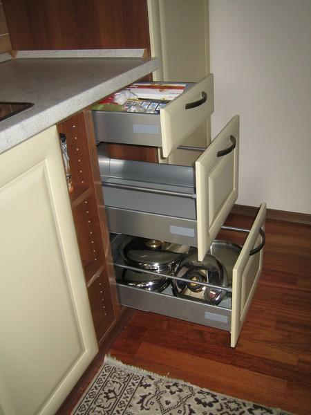 kuchyň - vanilka - lamino