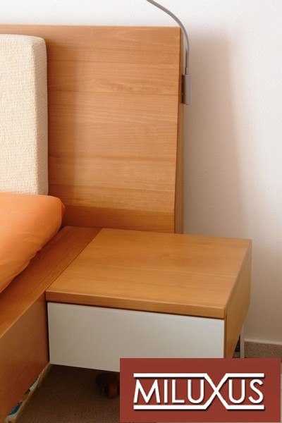 postel olše - masiv