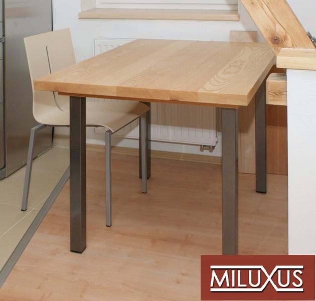 stůl jasan - masiv