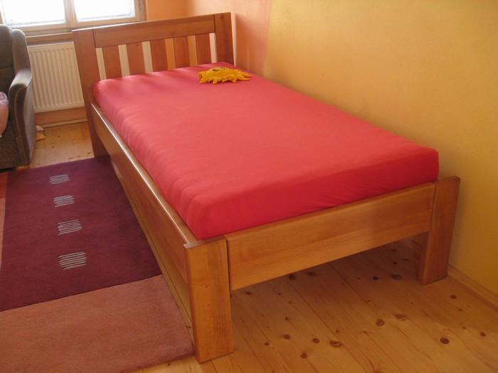 postel - olše přírodní - masiv